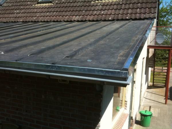 EPDM zonnecollector daken